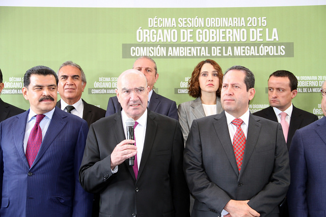 10ª Sesión Ordinaria de Gobierno de la CAMe.