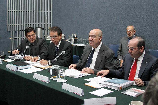 2da. Sesión Ordinaria de la Junta de Gobierno del IMTA.