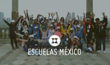 """Los trabajos de los alumnos se centraron bajo el tema """"México Olímpico"""", en conmemoración del 50° Aniversario de los XIX Juegos Olímpicos México 68."""