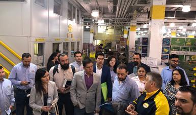 Los agroempresarios mexicanos se reunieron  con compradores  de las principales cadenas de supermercados y distribuidores, de Canadá.