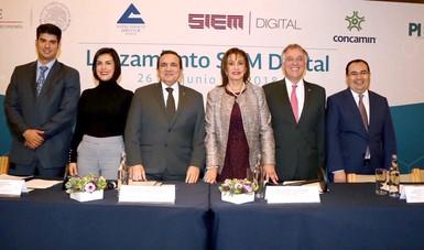 Subsecretaria Rocio Ruiz de Chavez y asosciados del SIEM