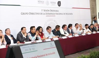 Srio. Eviel preside evento en Jalisco