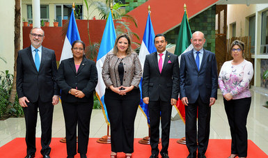 Reunión de los Subsecretarios para América del Norte, y América Latina y el Caribe en Guatemala