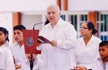 Discurso del Secretario de Educación Pública, Emilio Chuayffet Chemor, durante el Inicio del Ciclo Escolar 2015-2016