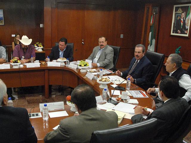 Trabajan SAGARPA y productores de trigo de Sonora en una planeación de cultivos que ayude a reordenar el mercado