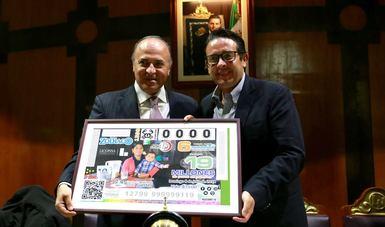 El director General, Abelardo Manzo González, reiteró que el precio de la leche  no subirá en lo que resta del año