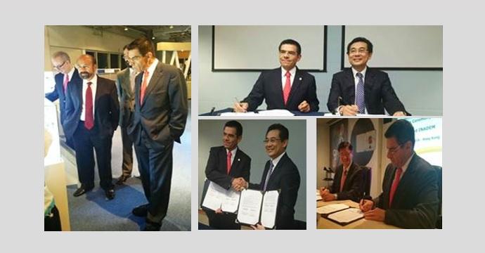 Inadem firmó convenio con el Parque Tecnología y Ciencia de Hong Kong