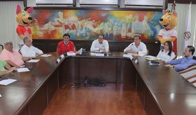 El estado de Colima recibirá del 23 de agosto al 5 de septiembre, la Paralimpiada Nacional 2018, a la que se darán cita alrededor de 4 mil 500 participantes, en 10 disciplinas.