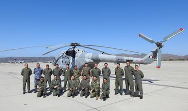 """Personal de la Armada de México participa en Operaciones de Combate durante el Ejercicio Multinacional """"RIMPAC"""", en California, EE.UU."""