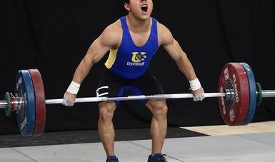 Antonio Vázquez Méndez expresó que el levantamiento de pesas le enseñó los valores de la obediencia y el respeto, que lo han llevado a ganar dos campeonatos panamericanos, segundo lugar en Universiada Mundial y bronce en Mundial de Mayores.