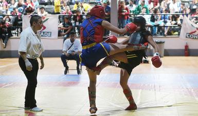 La primera parte del programa de competencias de los Juegos Nacionales Populares Morelos 2018 concluyó con las finales de bandera blanca, patineta y artes marciales