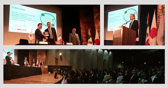 Promueven México y Japón resultados y oportunidades del Acuerdo para el Fortalecimiento de la Asociación Económica