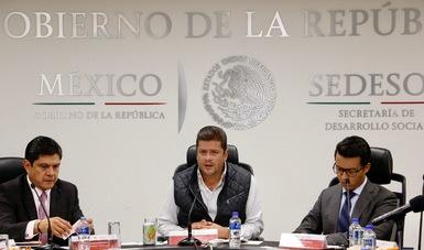 Subsecretario Javier García Bejos en videoconferencia