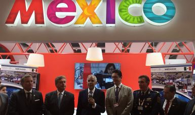 ProMéxico lleva a empresas mexicanas del sector aeroespacial a Farnborough