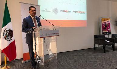 ProMéxico impulsa sector audiovisual en MIP Cancún 2018