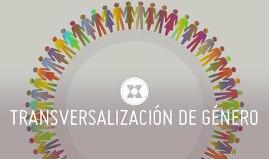 Los representantes de las instituciones contribuyeron en la elaboración de un diagnóstico del estado que guarda la transversalización de la perspectiva de género en programas y proyectos de CID