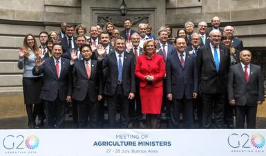 México apoya el fortalecimiento de las instituciones y los acuerdos de comercio multilaterales, los cuales deben mantenerse abiertos, transparentes, equilibrados y operando bajo el principio de reglas claras: Baltazar Hinojosa.