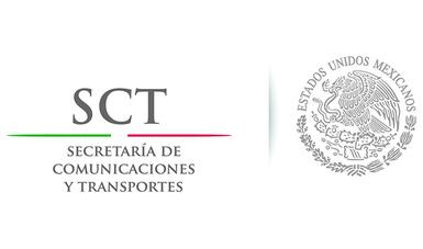 La Secretaría de Comunicaciones y Transportes informa