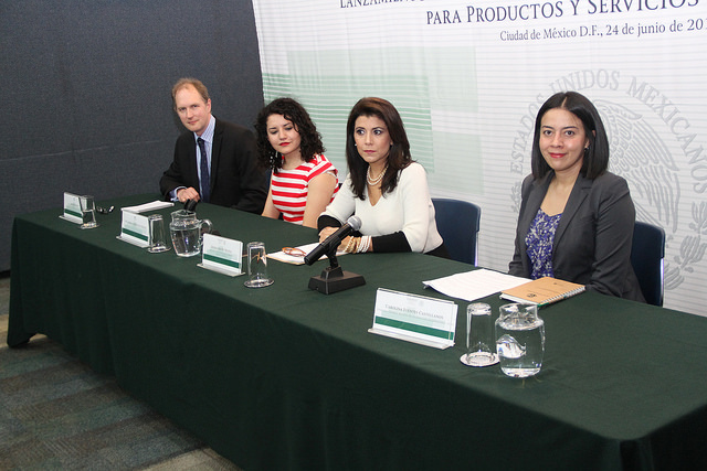 """El """"Proyecto de Eco-etiquetado para la Producción y Servicios en México"""" permitirá que las empresas cuenten con estándares internacionales en materia de producción y compras sustentables para ser competitivas"""