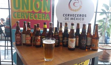 México celebra día de la cerveza con el primer lugar en exportaciones