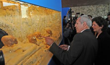 Hallazgos en la cueva de Puyil, en Tabasco, enriquecen el conocimiento sobre el mundo maya en México