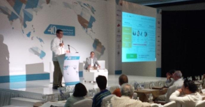 Asiste Presidente del INADEM a la 40 Convención Nacional de la Industria Textil