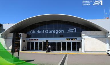 Edificio Terminal del Aeropuerto de Ciudad Obregón