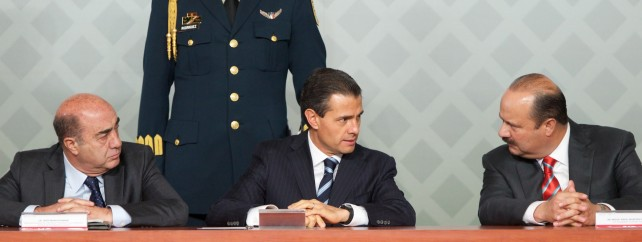 No vamos a permitir actos vandálicos que atenten contra la libertad y el derecho de los mexicanos a manifestarse libremente: Enrique Peña Nieto