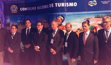 FONATUR presenta en en el Consejo Nacional de Turismo de Brasil el modelo de desarrollo turístico que ha impulsado en México
