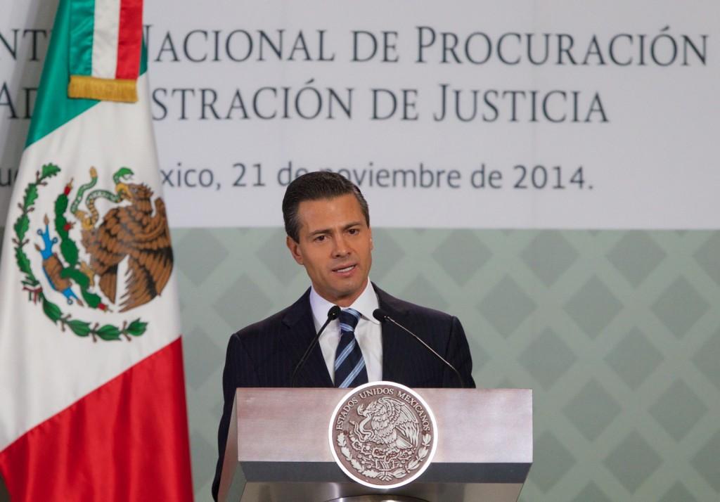 Expresa el Presidente Peña Nieto su reconocimiento al mandatario estadunidense, Barack Obama, por el anuncio de acciones en favor de los migrantes