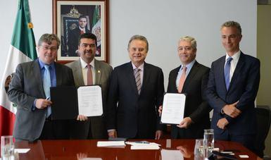 Gobierno e iniciativa privada impulsan el desarrollo tecnológico e investigación en el sector energético mexicano