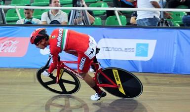 En el ciclismo de pista, México sumó un total de 8 medallas de oro, 5 de plata y 3 metales de bronce