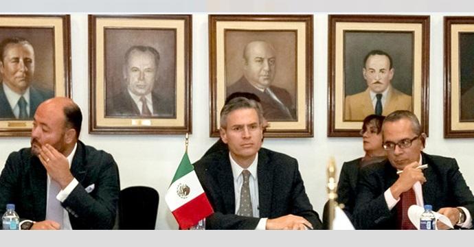 Concluye octava reunión del Comité para la Mejora del Ambiente de Negocios México-Japón