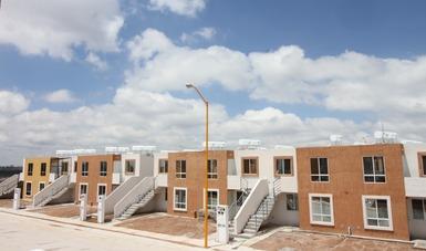 Cuatro casas habitación
