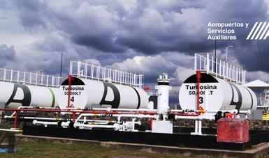 Foto; Estación de Combustibles de Aguascalientes