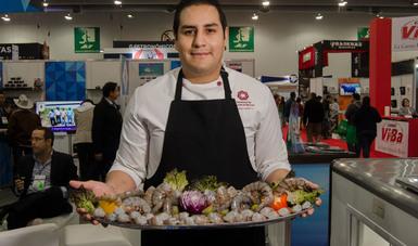"""La Comisión Nacional de Acuacultura y Pesca (CONAPESCA) se reportó lista para participar, junto con los productores pesqueros y acuícolas de todo el país, en la tercera edición de la feria """"México Alimentaria 2018 Food Show""""."""
