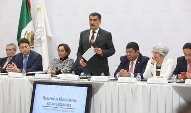 Trabajaremos de manera coordinada con la próxima administración: Castro López