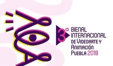 Exhiben lo mejor de la Bienal Internacional de Videoarte y Animación en Puebla