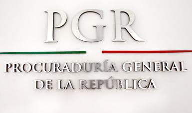 Ofrece PGR recompensa de 30 millones de pesos por información que conduzca a la detención de Rubén Oseguera Cervantes