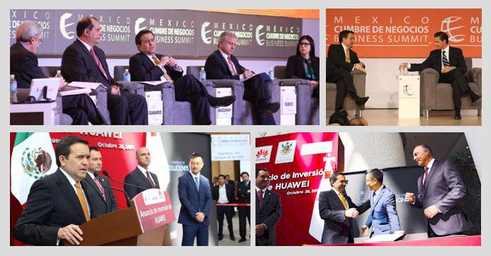 El Secretario de Economía participó en la 12ª Edición México de la Cumbre de Negocios