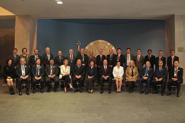 Juan José Guerra Abud en el Foro sobre Energía y Clima (MEF)