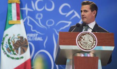 """""""Nos hemos convertido en un referente de modelo de telecomunicaciones para asegurar que todos los mexicanos puedan tener acceso al internet y a la telefonía móvil"""": EP"""