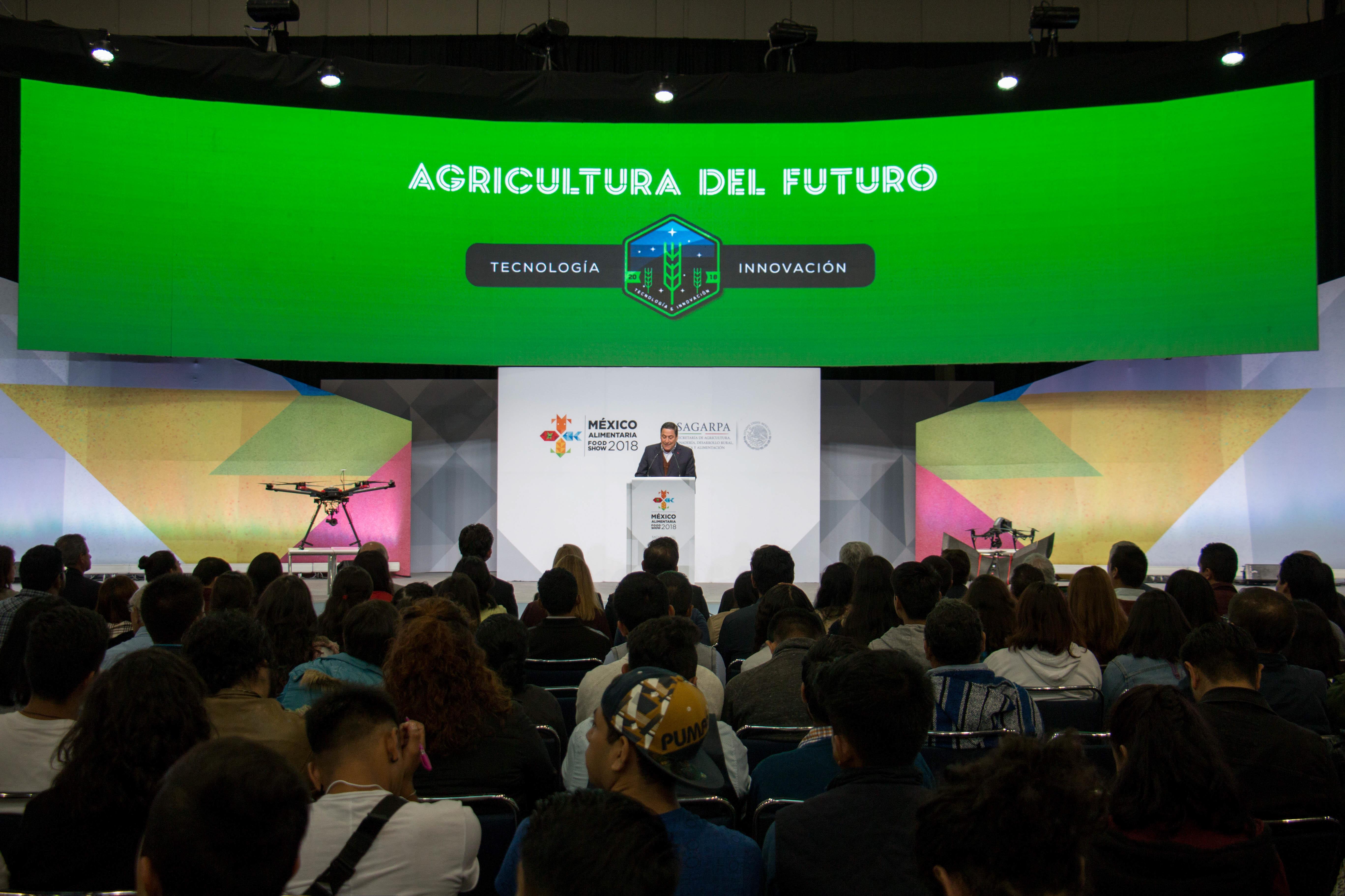 Los avances de la ciencia y tecnología son herramientas claves para el crecimiento y desarrollo del sector agroalimentario.