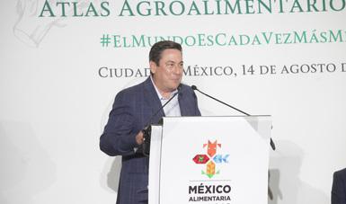 Las exportaciones agroalimentarias reflejan un incremento en el superávit en la Balanza Comercial de 42.9 por ciento en seis años.