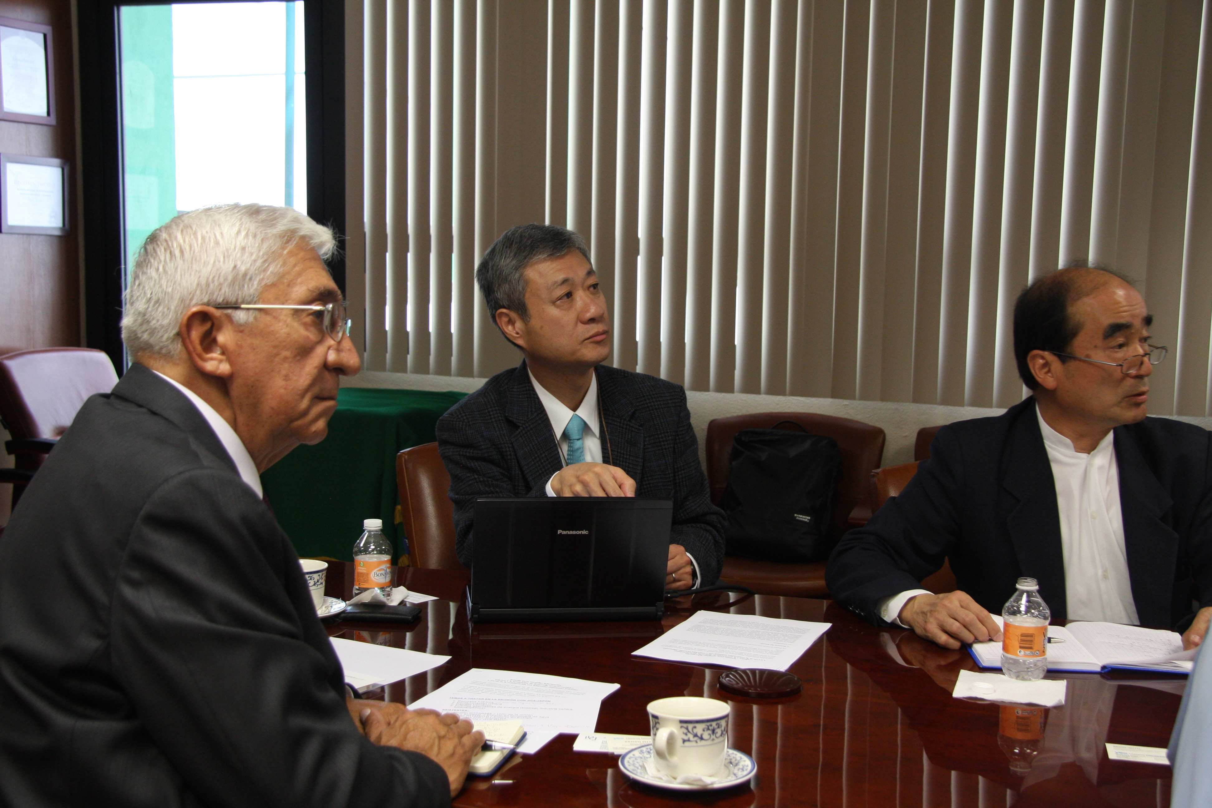 cooperación México-Japón