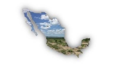 Superficies susceptibles de ser cultivadas de la Ciudad de México.