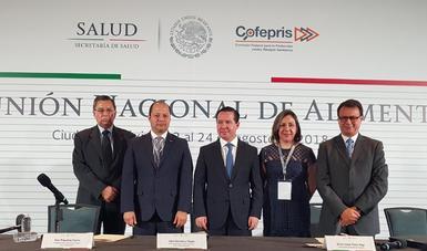 Registra México importantes logros en inocuidad alimentaria: COFEPRIS
