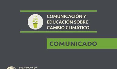 Comunicado de prensa, Comunicación y educación del cambio climático