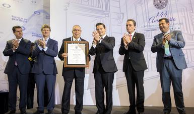 """""""La implementación de estas Reformas ya está en marcha, y algunos de sus beneficios ya se sienten en el día a día de los mexicanos, aunque su mayor alcance se dejará ver en el mediano plazo"""": EPN"""