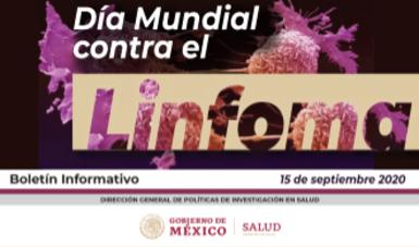 Día Mundial contra el Linfoma: 15 Septiembre
